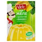 Varto Jelly with Banana Flavor 90g