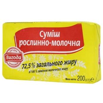 Vygoda 72.5% Vegetable-milk Mixture 200g