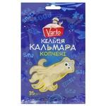 Varto Smoked Squid Rings 35g