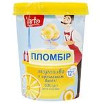 Морозиво Varto Пломбір з ароматом ванілі 12% 500г