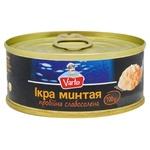 Varto Slightly Salted Pollock Caviar 100g