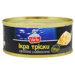 Varto Slightly Salted Cod Caviar 100g