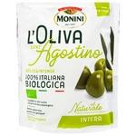 Monini Sant Agostino Olives with Stone 150g