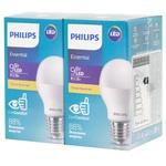 Промо-набір Лампа 1+1 світлодіодна ESS 9W E27 3000K Філіпс