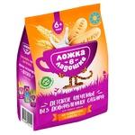 Lozhka v Ladoshke Cookies for Children without Added Sugar 135g