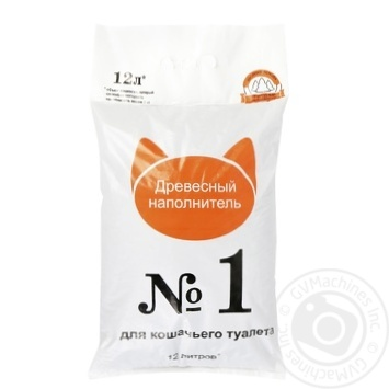 Super Cat No.1 Woody Cat Litter 3kg - buy, prices for Novus - image 1
