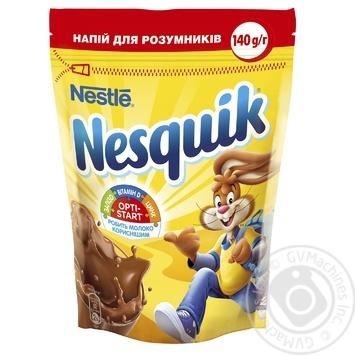 Напій з какао Nesquik Opti Start 140г - купити, ціни на Метро - фото 1