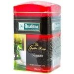 Чай черный Qualitea Sunset крупнолистовой 100г - купить, цены на ЕКО Маркет - фото 1