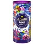 Чай Lovare 1001 Ніч чорний та зелений листовий з ягодами та фруктами 80г