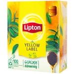 Lipton Yellow Label Black Tea 100pcs*2g