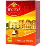 Hyleys Passion Fruit Larg Leaf Black Tea