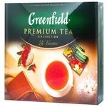 Greenfield set of tea-bags 96 tea-bags