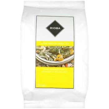 Чай Rioba Альпийский Луг смесь травяного с цветочным и ягодным чаем 250г - купить, цены на Метро - фото 1