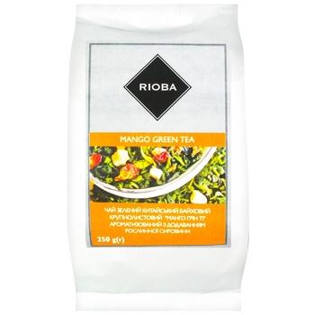 Rioba mango green tea 250g