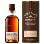 Aberlour 18 YRS Whisky 43% 0,7l in a Box