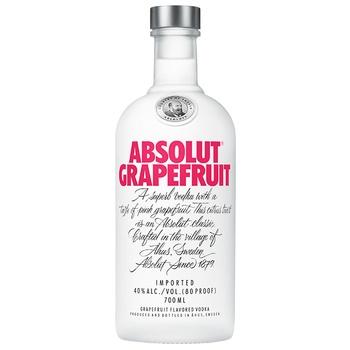Водка Absolut Грейпфрут 40% 0,7л