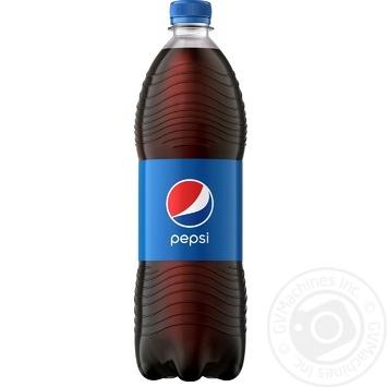 Напій Pepsi 1л - купити, ціни на МегаМаркет - фото 1