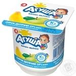 Творог Агуша яблоко-банан для детей с 8 месяцев 3.9% 100г - купить, цены на Восторг - фото 3