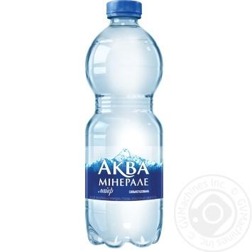 Вода Aqua Minerale Life мінеральна сильногазована 0,5л - купити, ціни на Novus - фото 1