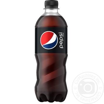 Напиток Pepsi Black 0,5л - купить, цены на Фуршет - фото 1