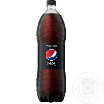 Напій Pepsi Black 2л - купити, ціни на Фуршет - фото 1