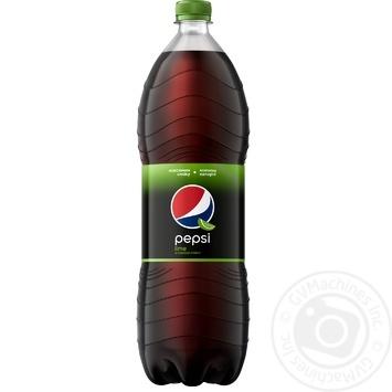 Напиток Pepsi Лайм 2л - купить, цены на Фуршет - фото 1