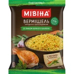 MIVINA® Chicken soup flavoured instant noodles (non-spicy) 60g - buy, prices for MegaMarket - image 1