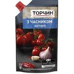 Кетчуп ТОРЧИН® з Часником 270г - купити, ціни на Novus - фото 1