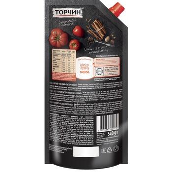Кетчуп ТОРЧИН® Лагідний 540г - купити, ціни на Novus - фото 2