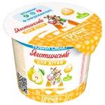 Сиркова паста Яготинське для дітей Груша 4,2% 100г