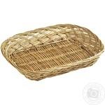 Kesper Wattled Basket 28*20*6cm