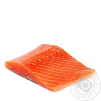 Семга (лосось) филе - купить, цены на МегаМаркет - фото 1