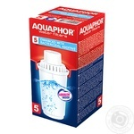 Aquaphor Cassette Replaceable with Enhanced Bactericidal Additive B5