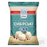 Limo Sybirsʹki Frozen Meat Dumplings - buy, prices for Furshet - image 1