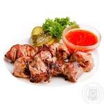 Шашлик зі свинини - купити, ціни на Ашан - фото 1