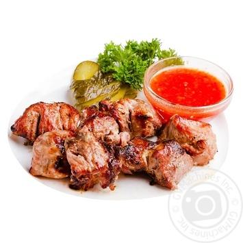 Шашлик зі свинини - купить, цены на Ашан - фото 1