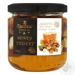 Pasika Assorted Honey with Figs, Hazelnuts and Almonds 230g