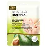El'Skin Avocado Restorative For Feets Socks-Mask 1Pare