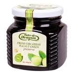 Jam Taste of armenia nuts canned 320g glass jar