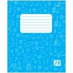Mriyi zbuvayutʹsya Notebook for notes in line 18 sheets