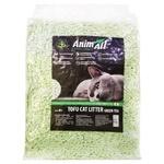 Наполнитель гигиенический AnimAll Тофу с ароматом зеленого чая 6л