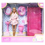 Defa Lucy's Bathroom Doll