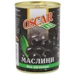 Маслини Oscar без кісточки 280г