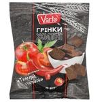 Гренки Varto ржаные томат спайси 70г