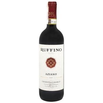 Ruffino Chianti Classico Red Dry Wine 13% 0.75l - buy, prices for CityMarket - photo 1