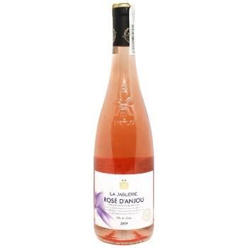 Marcel Martin la Jaglerie Rose Danjou Pink Semi-Dry Wine 10,5-11% 0,75l