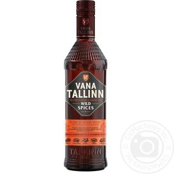 Vana Tallinn Wild Spices liqueur 35% 0.5l - buy, prices for Novus - image 1