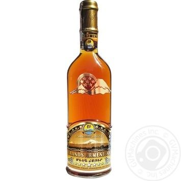 Grands Armeniens 7 Stars Cognac 40% 0,5l - buy, prices for Novus - image 1