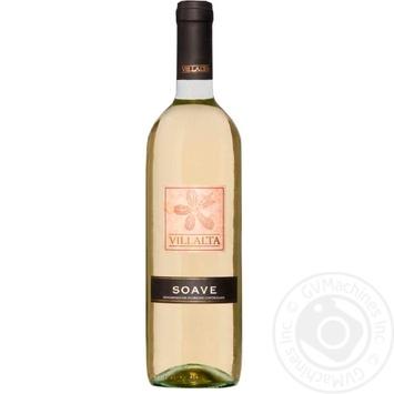 Villalta Soave white dry wine 11% 0,75l