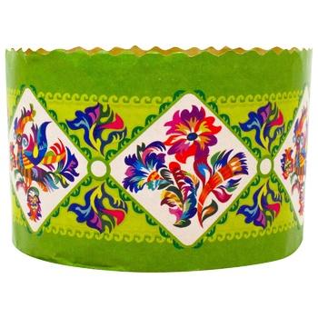 Форма для випічки Любисток пасхальна паперова 130x85см - купити, ціни на CітіМаркет - фото 2